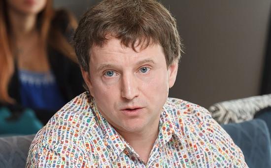 Александр Батушанский, совладелец ресторана «Северянин»