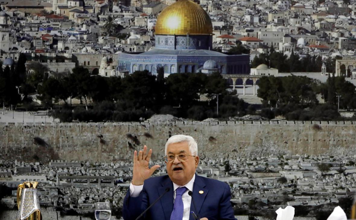 Аббас отказался войти в историю «продавцом» Иерусалима