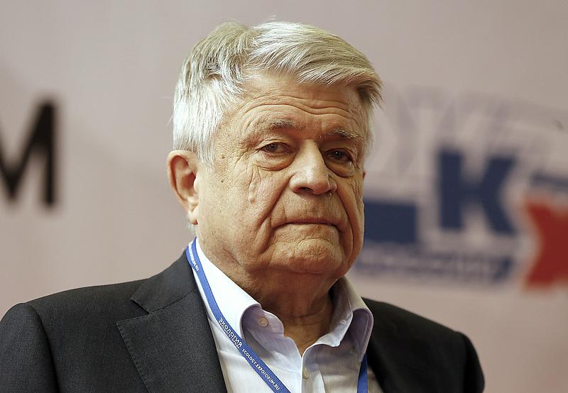 Бывший генеральный директор ГУП «Водоканал Санкт-Петербурга» Феликс Кармазинов