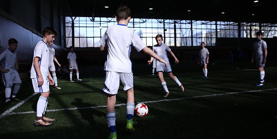 Футбольный манеж «Чертаново»