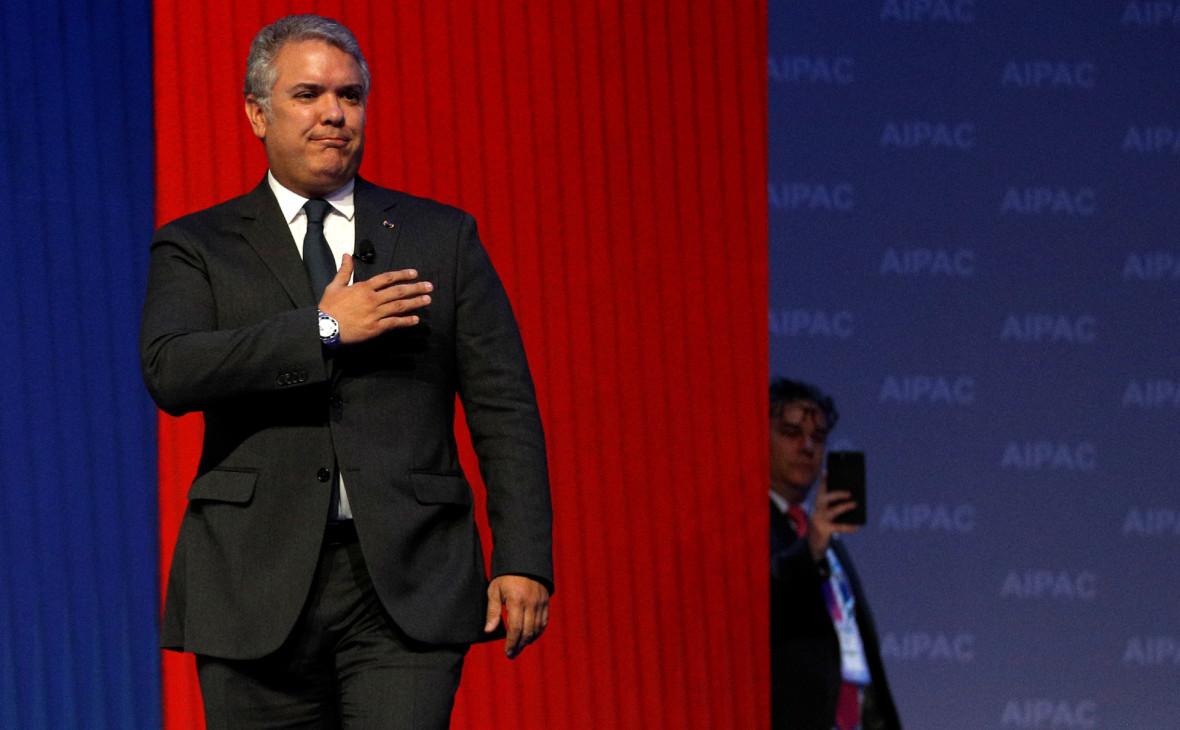 СМИ сообщили о готовившем покушение на президента Колумбии россиянине