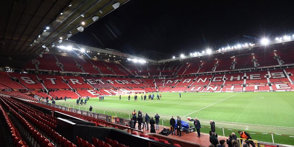 «Олд Траффорд» — стадион «Манчестер Юнайтед»