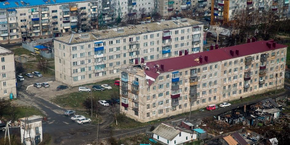 Город Корсаков Сахалинской области