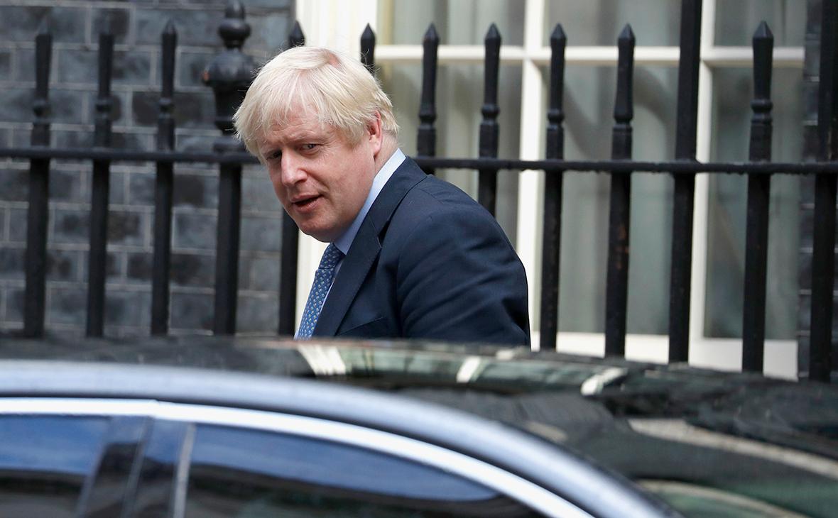 Джонсон передумал «перезагружать» отношения с Россией