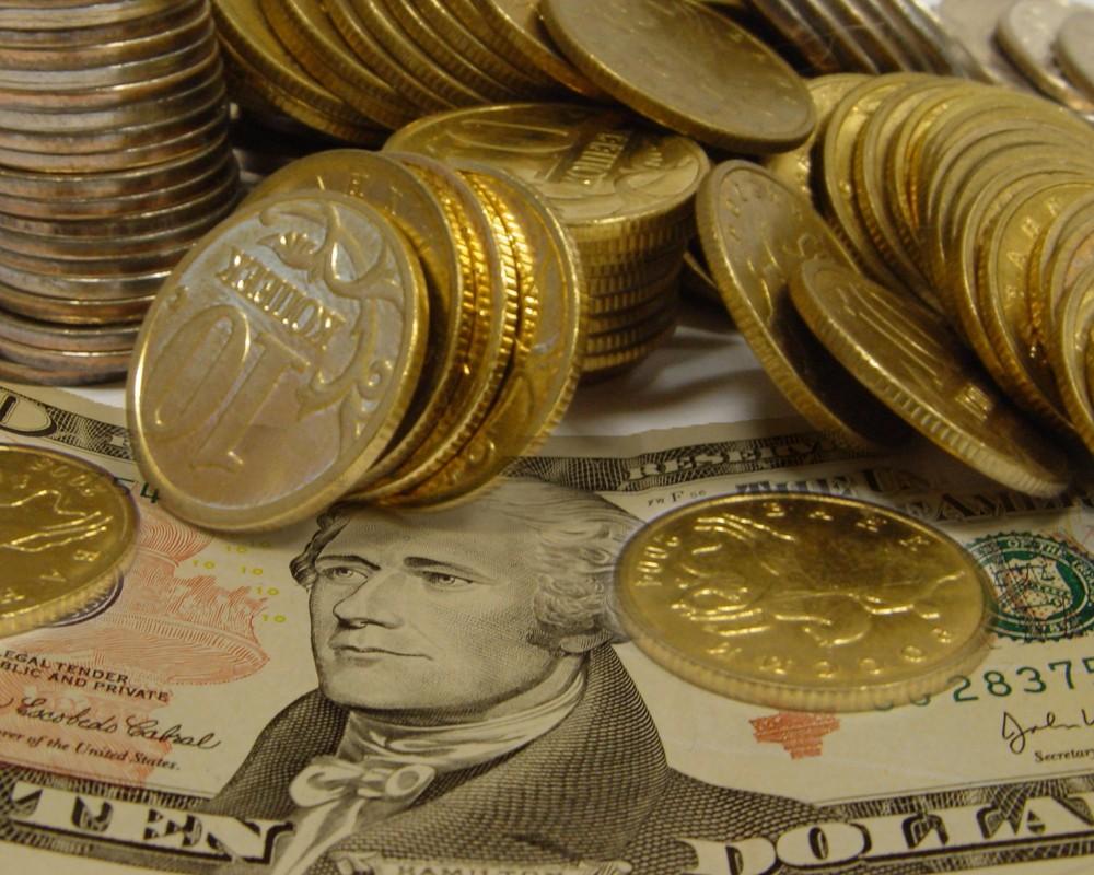 картинка валюта россии