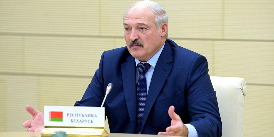 Лукашенко обвинил российских арбитров в необъективном судействе на Играх