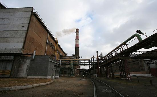 Здание металлургического завода «Красный Октябрь» вВолгограде