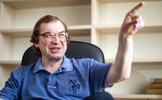 Основатель финансовой пирамиды МММ Сергей Мавроди