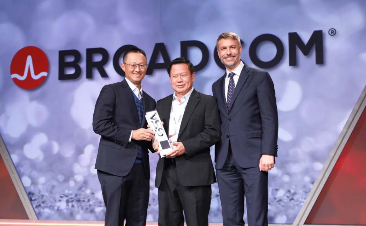 Фото: Broadcom