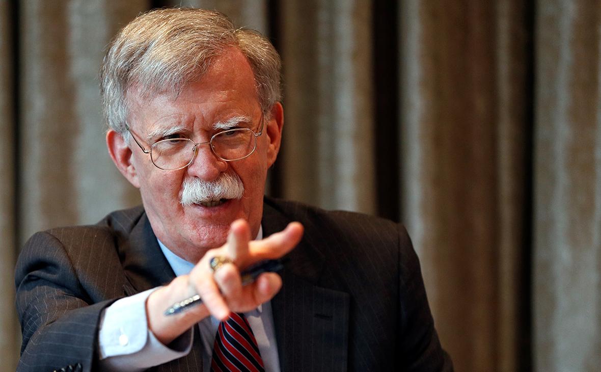 Трамп заявил о способности Болтона развязать «шестую мировую войну»
