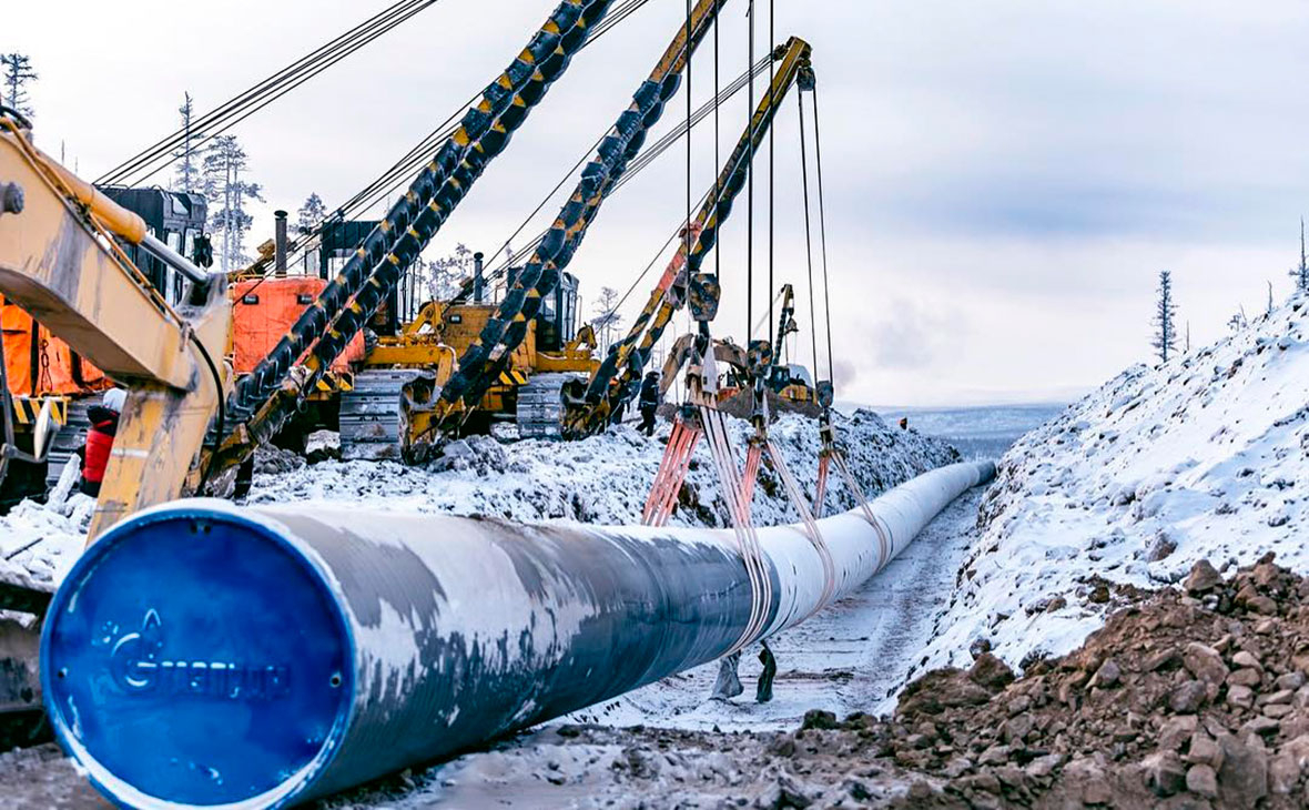Фото:Gazprom / Global Look Press