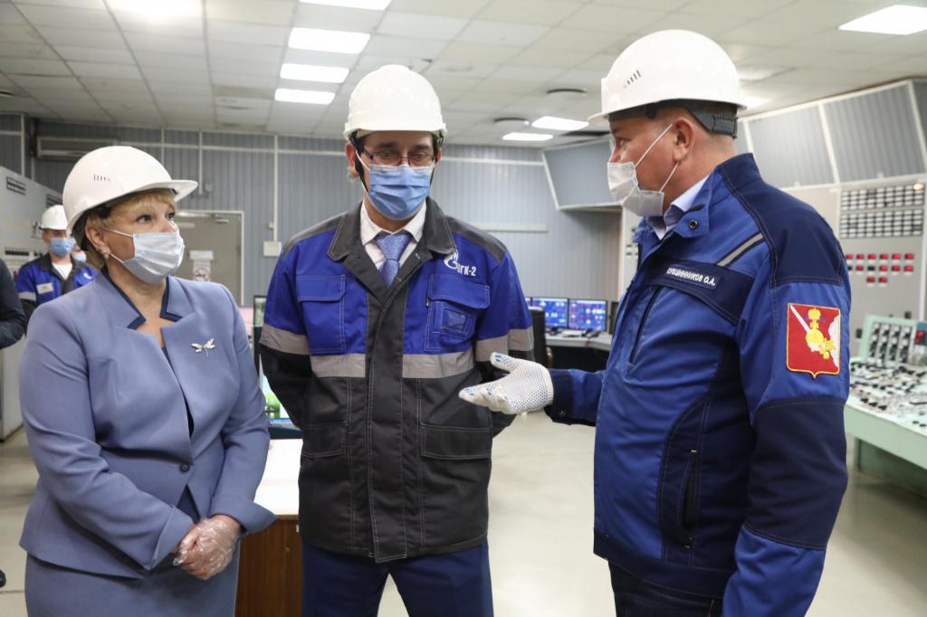 Фото:пресс-служба губернатора Вологодской области