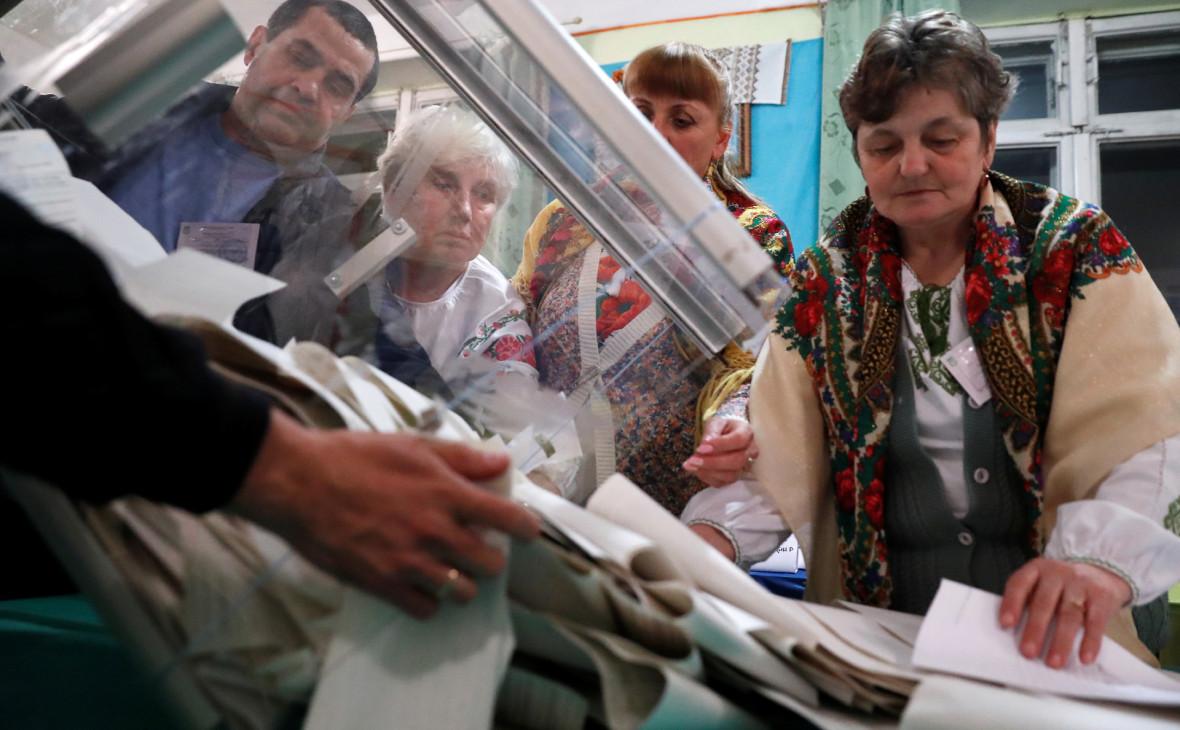 """Выборы президента Украины 2019: Свежие новости"""""""