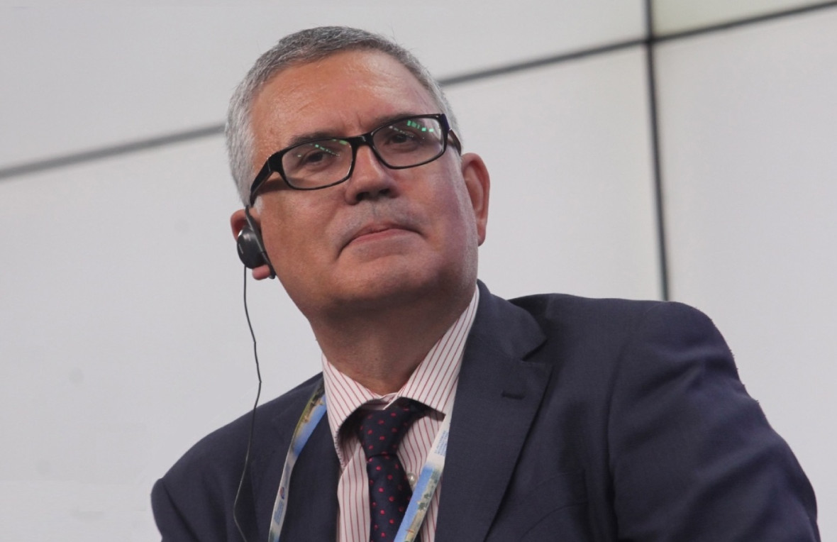 Вице-губернатор Петербурга Владимир Княгинин