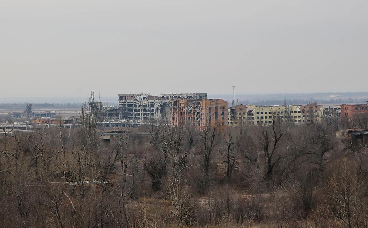 Украина на год продлит закон об особом статусе Донбасса
