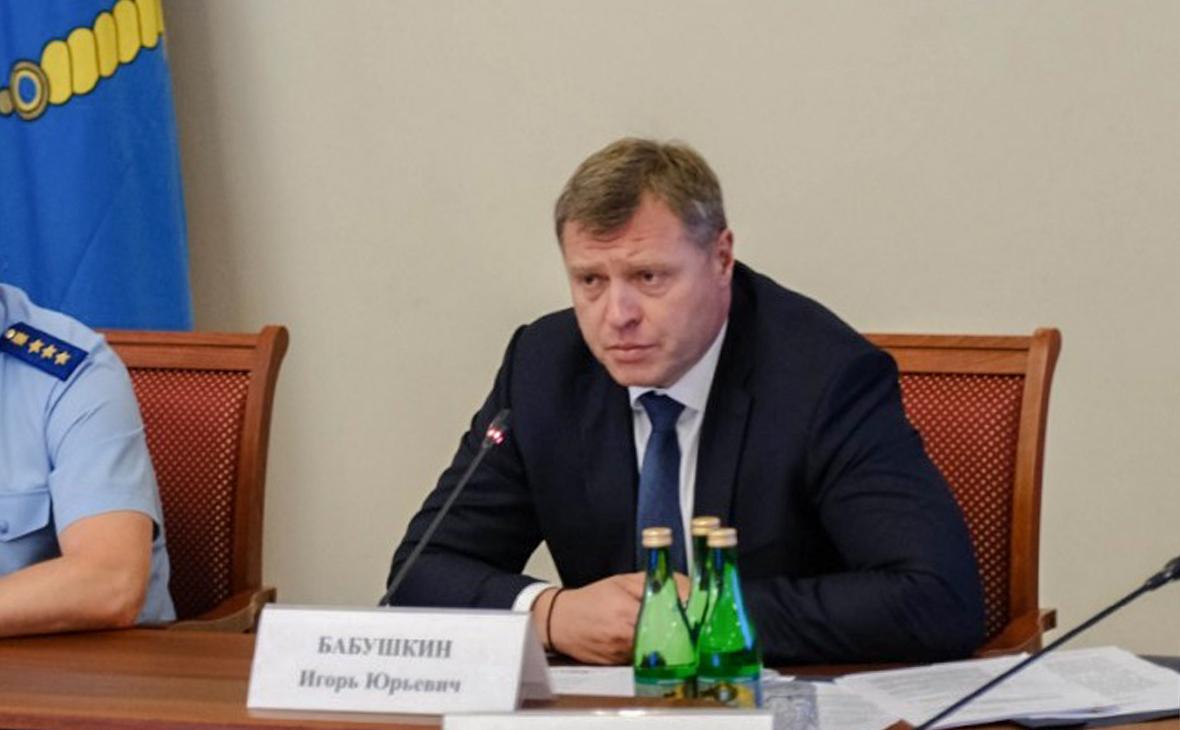 Глава Астраханской области инициировал 17 уголовных дел против чиновников