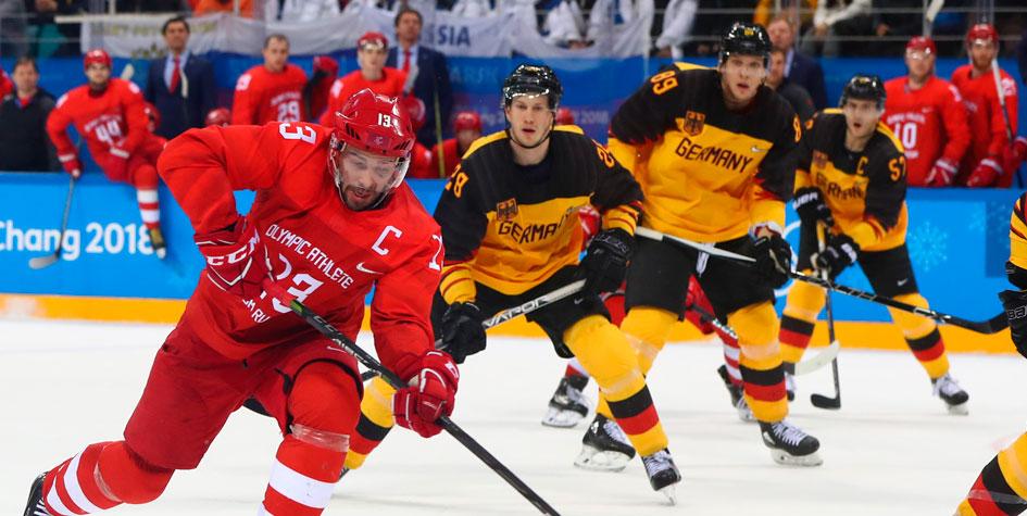 Тренер сборной России исключил Дацюка из состава на Шведские игры