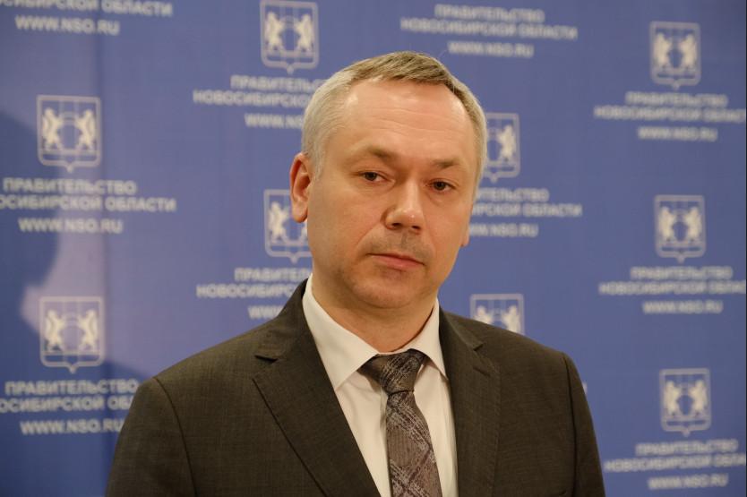 Андрей Травников подчеркнул, что важно потратить усилия на эту дисциплину и хотя бы в течение ближайшей недели оставаться дома