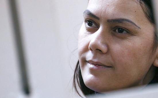 Гражданка Узбекистана Гюльчехра Бобокулова вПресненском суде