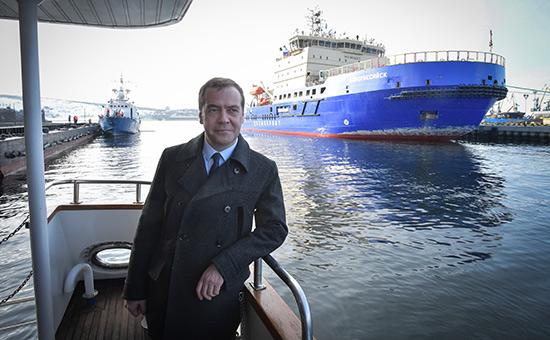 ДмитрийМедведев