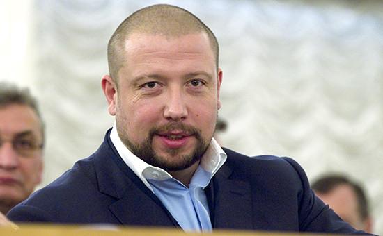 Бывший председатель совета директоров ОАО«Национальный банк «Траст» Илья Юров