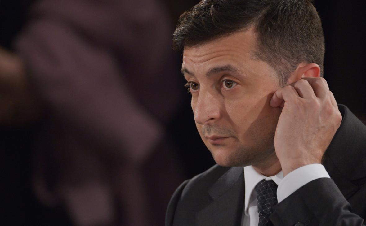Зеленский попросил у бизнесменов $500 млн для борьбы с коронавирусом