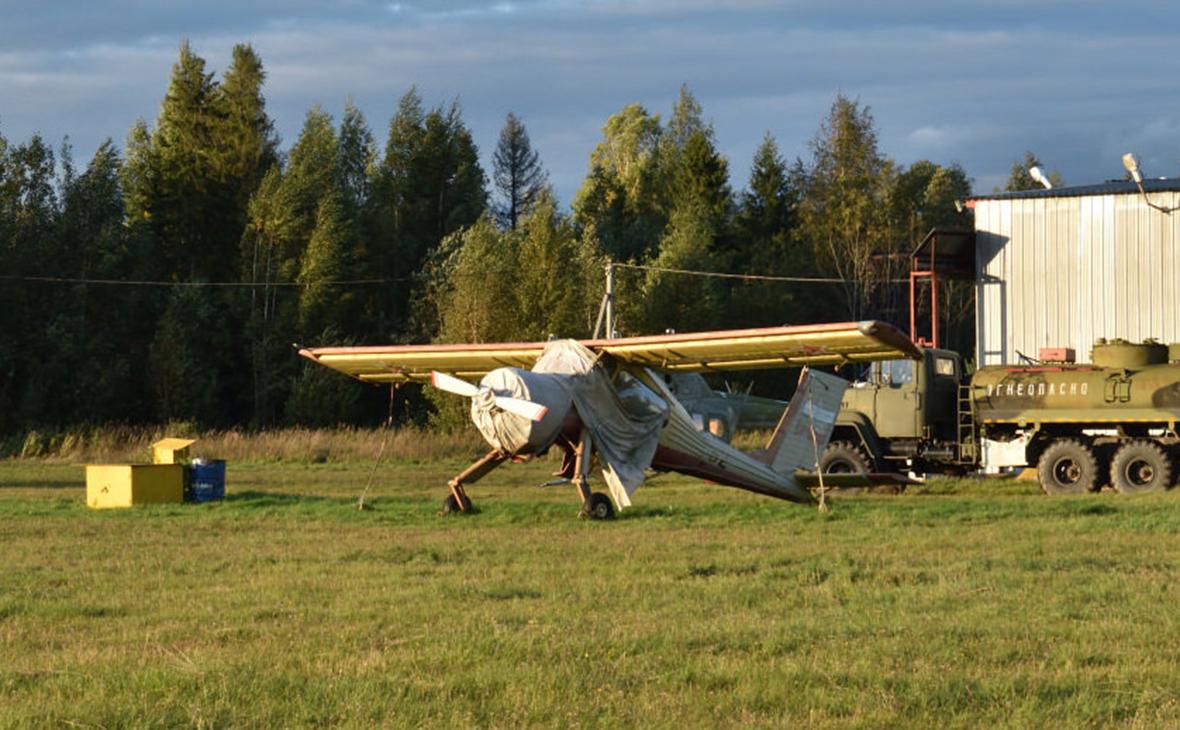 Учебно-спортивный самолет «Вильга-35»