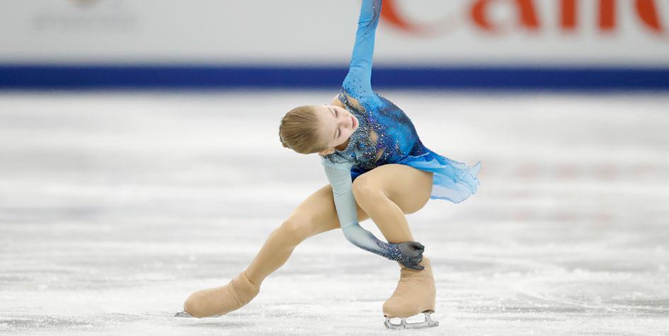 Трусова: «Два четверных обрадовали больше, чем золото чемпионата мира»