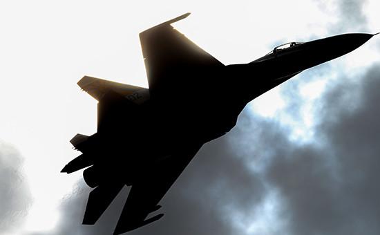 Многоцелевой истребитель Су-27,7 сентября 2016 года