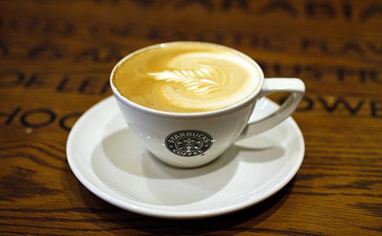 Кофе в старбакс