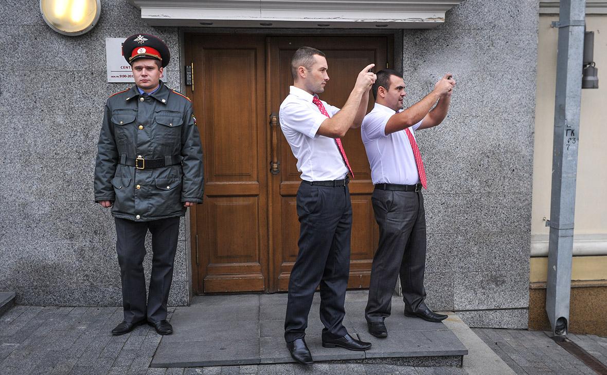 В России заработал онлайн-сервис для жалоб бизнеса на давление силовиков