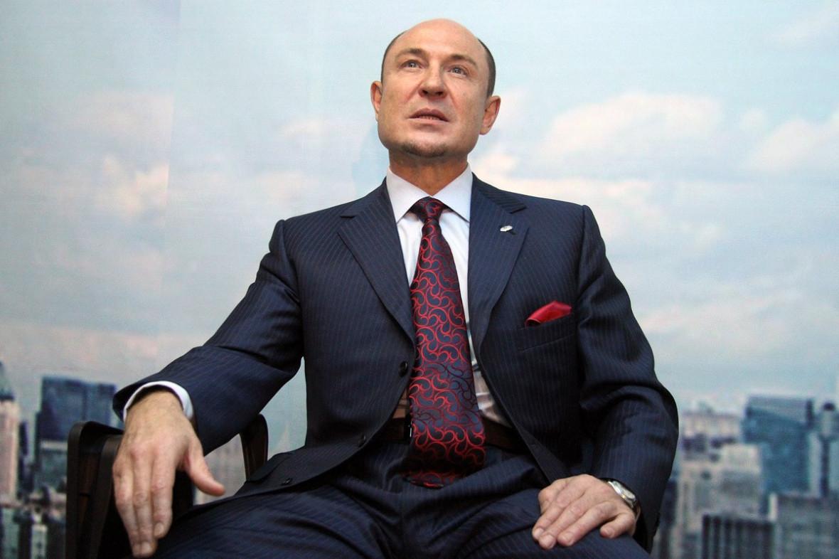 Основатель AVS Group Валерий Савельев