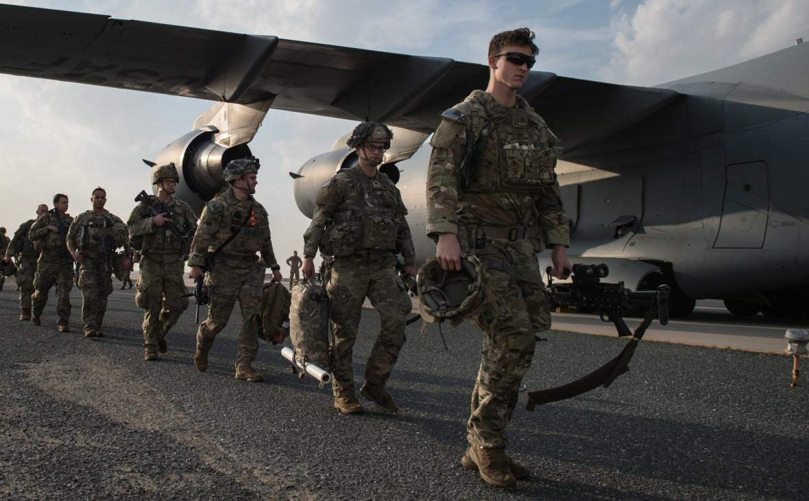 США отправят на Ближний Восток дополнительные войска