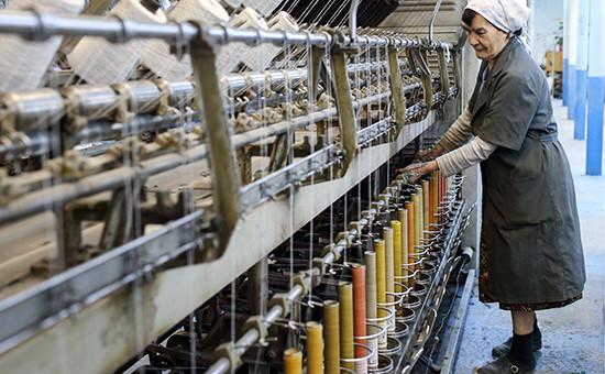 Балашихинская хлопкопрядильная фабрика.