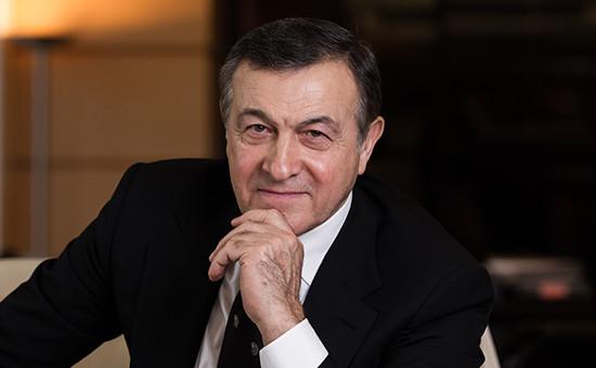 Бизнесмен Арас Агаларов