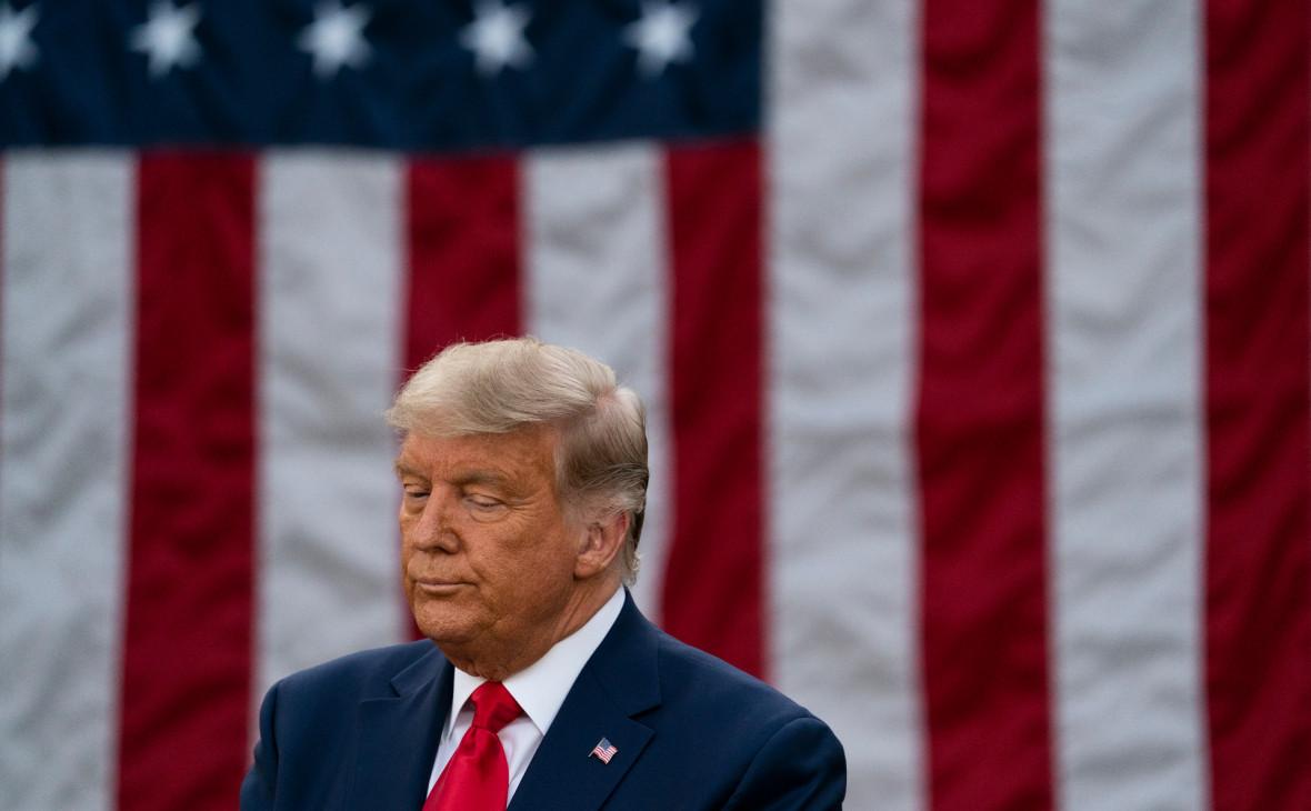 Трамп прокомментировал будущее администрации США словами «время покажет»