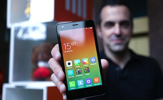Смартфон китайского происхождения Xiaomi