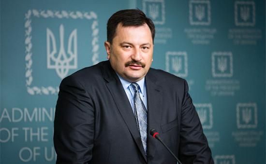 Заместитель главы администрации президента Украины Андрей Таранов