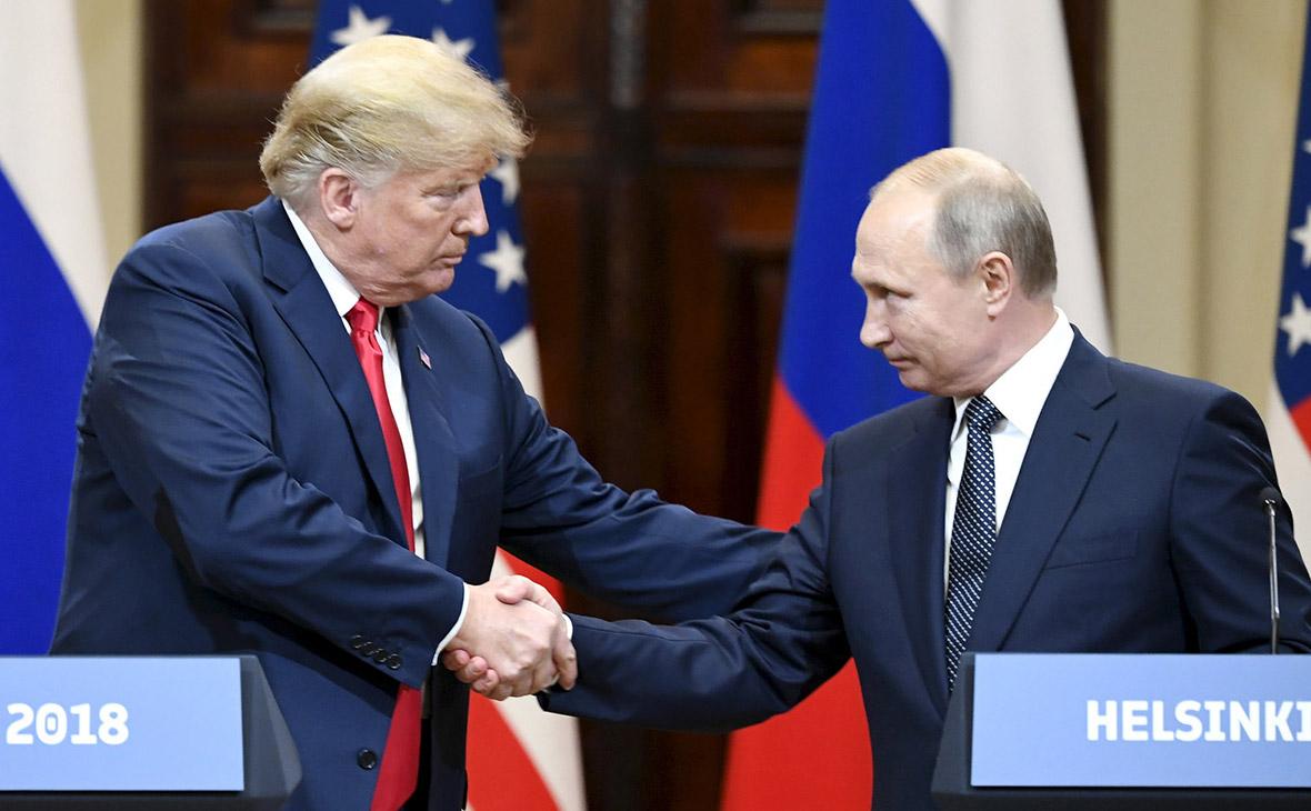 Politico раскрыла содержание переданного Путиным Трампу документа