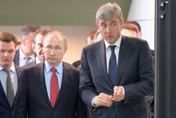 Фото: Алексей Дружинин / РИА Новости