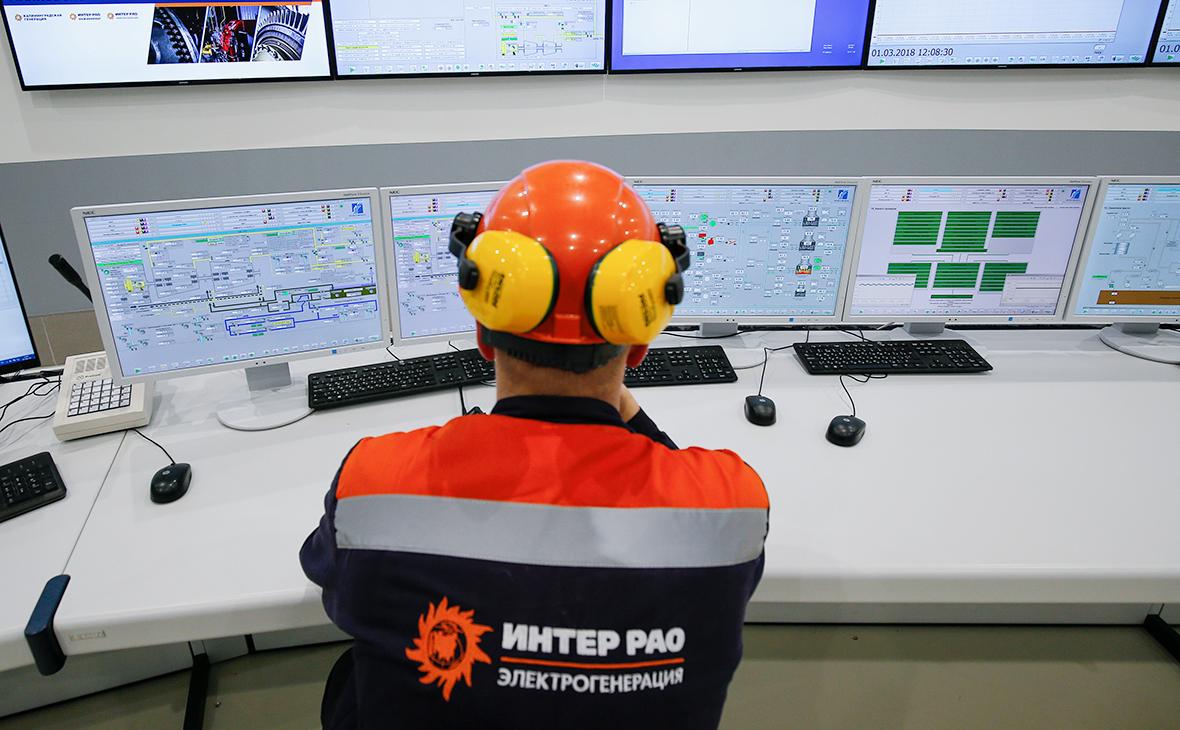 «Интер РАО» ответила на запрет поставок электричества на Украину
