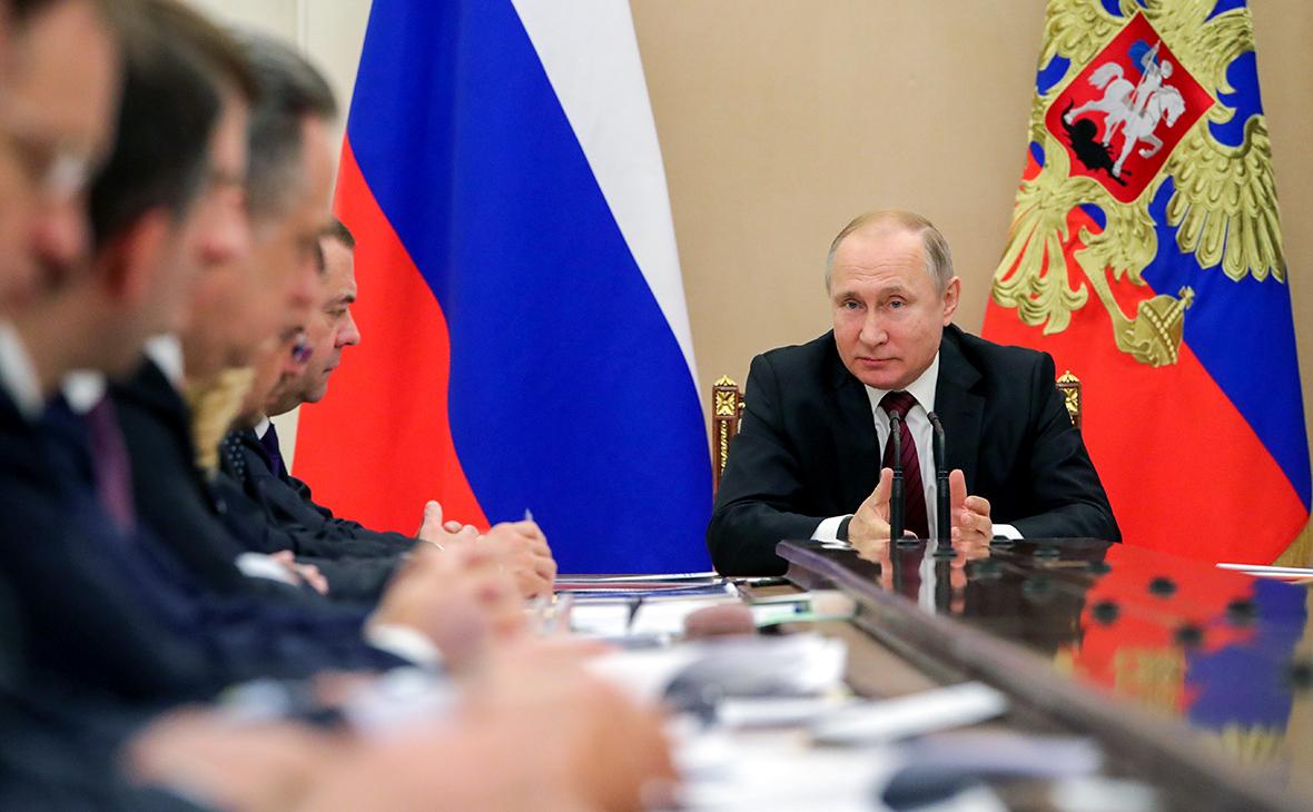 Putin mời doanh nghiệp Anh tham gia các dự án quốc gia
