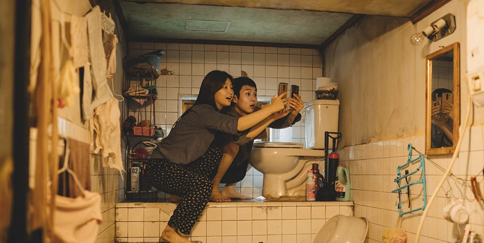 Фото:кадр из фильма «Паразиты» режиссера Бонг Джуна Хо