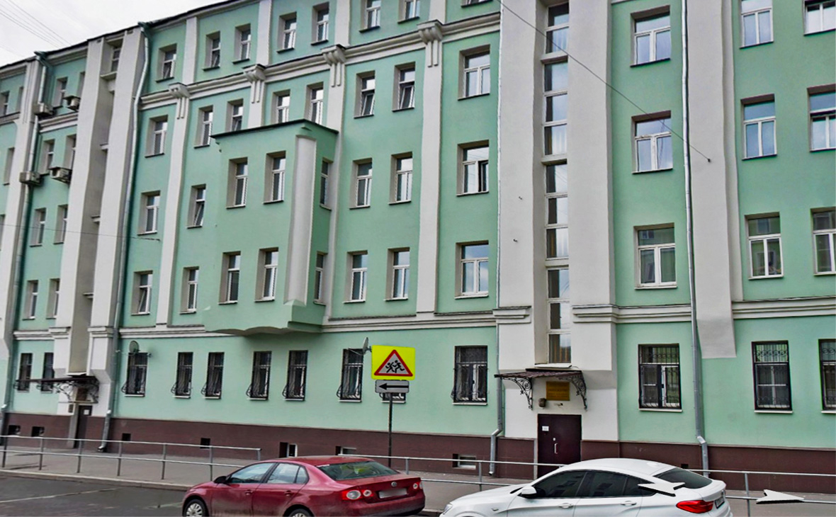 Общежитие ВТУ имени М.С. Щепкина