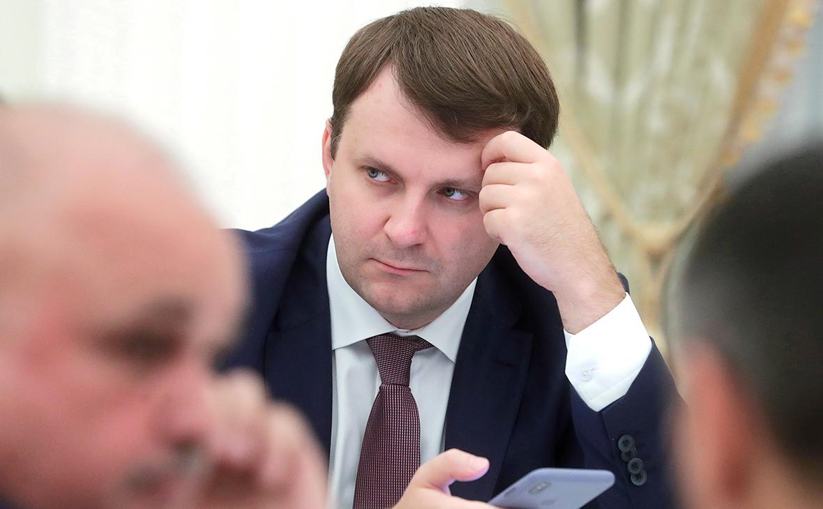Орешкин увидел черты социальной проблемы в ситуации с потребкредитованием