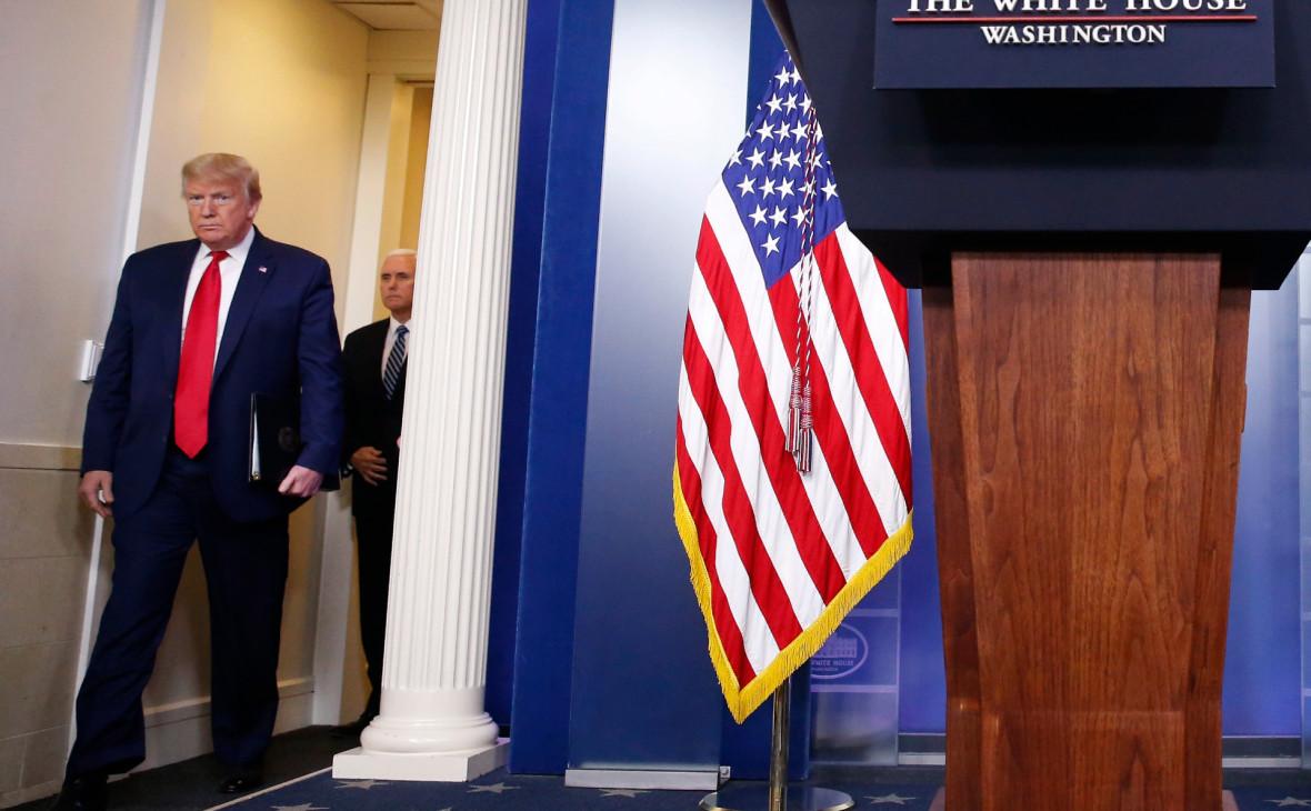 Трамп обсудил с Путиным и королем Салманом сокращение добычи нефти
