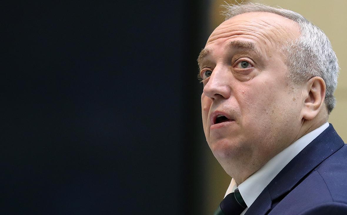 Франц Клинцевич лишился звания сенатора