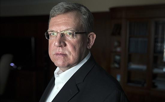 Глава Комитета гражданских инициатив Алексей Кудрин