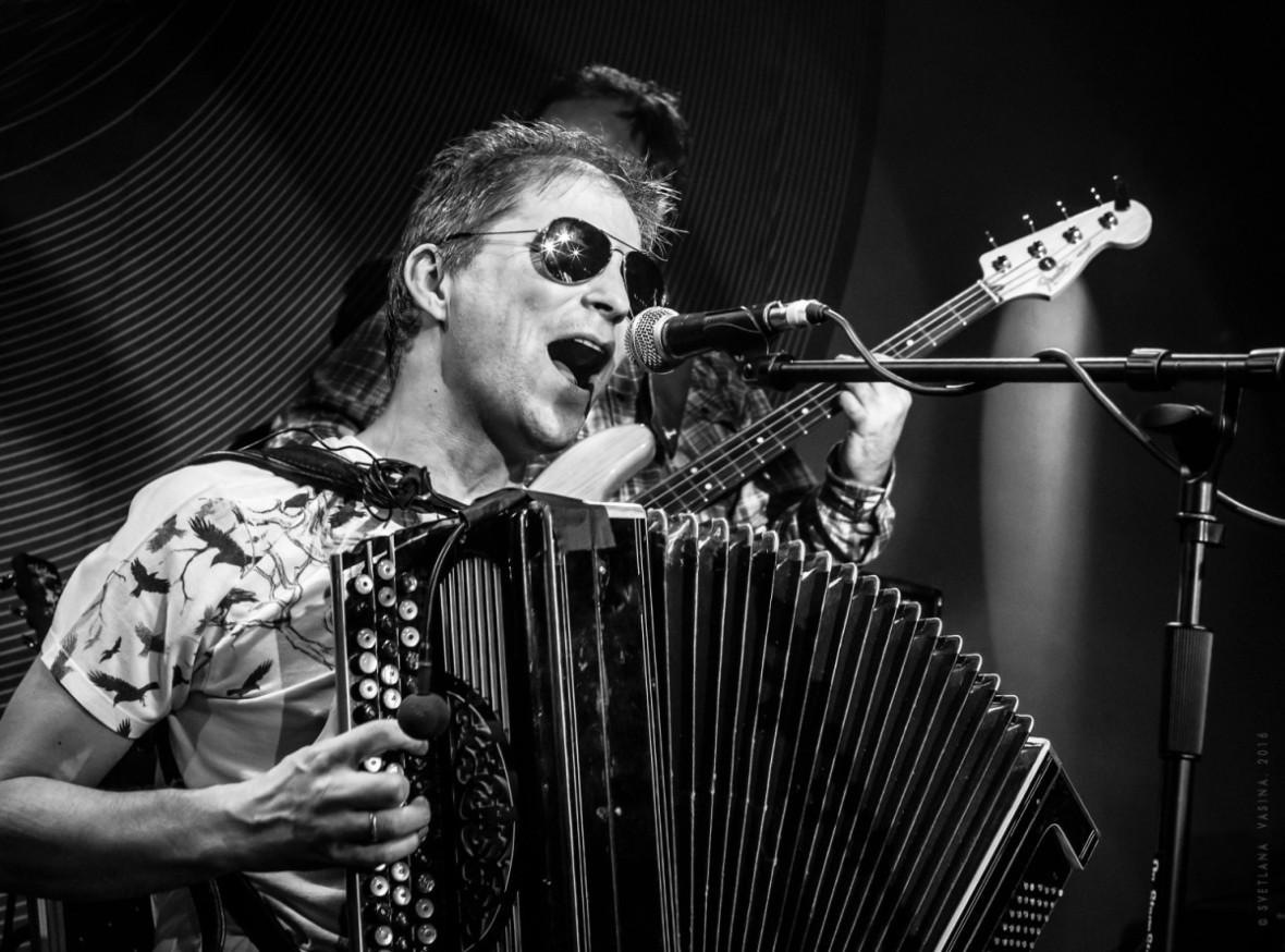 Федор Чистяков, рок-музыкант