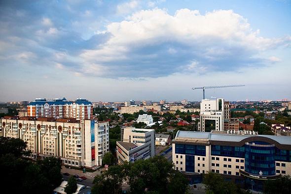 Фото:Пресс-служба администрации Краснодара